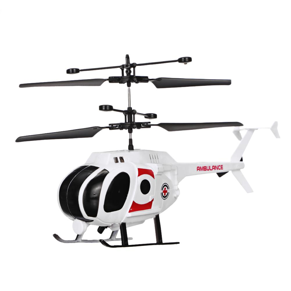 rc-helicopter 2CH USB Charging Remote Control RC Helicopter RTF for Children Outdoor Toys HOB1819092 2