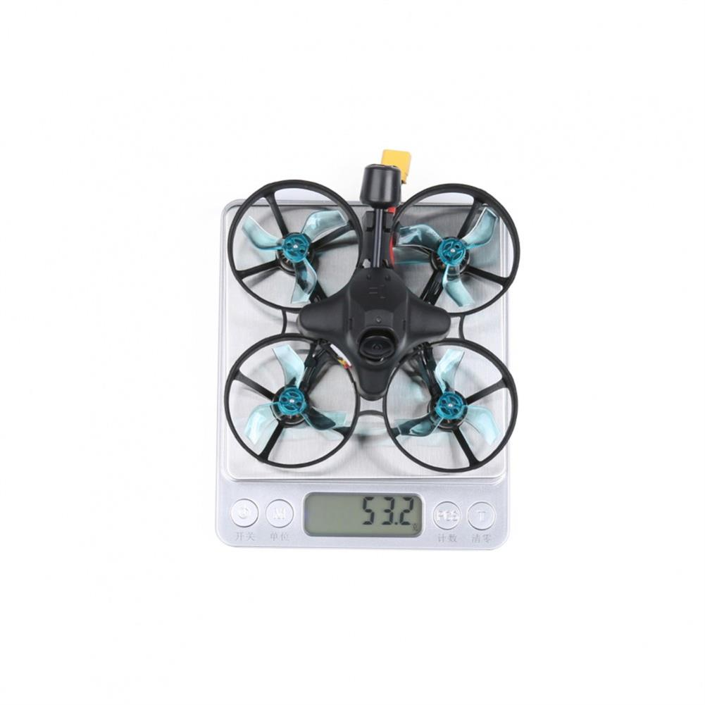 fpv-racing-drone iFlight Alpha A75 Analog 75mm F4 3S Whoop FPV Racing Drone RTF w/ 300mW VTX Runcam Nano2 Camera R81 Receiver iF8 Radio Transmitter FPV Goggles HOB1819955 1