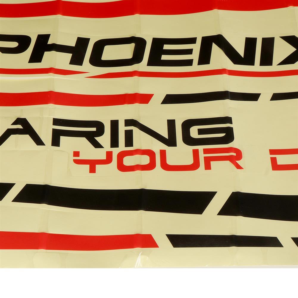 rc-airplane-parts Volantex PhoenixS 74207/74203/74206 4 Channel 1600mm Wingspan EPO RC Airplane Spare Part Sticker HOB1820082 3