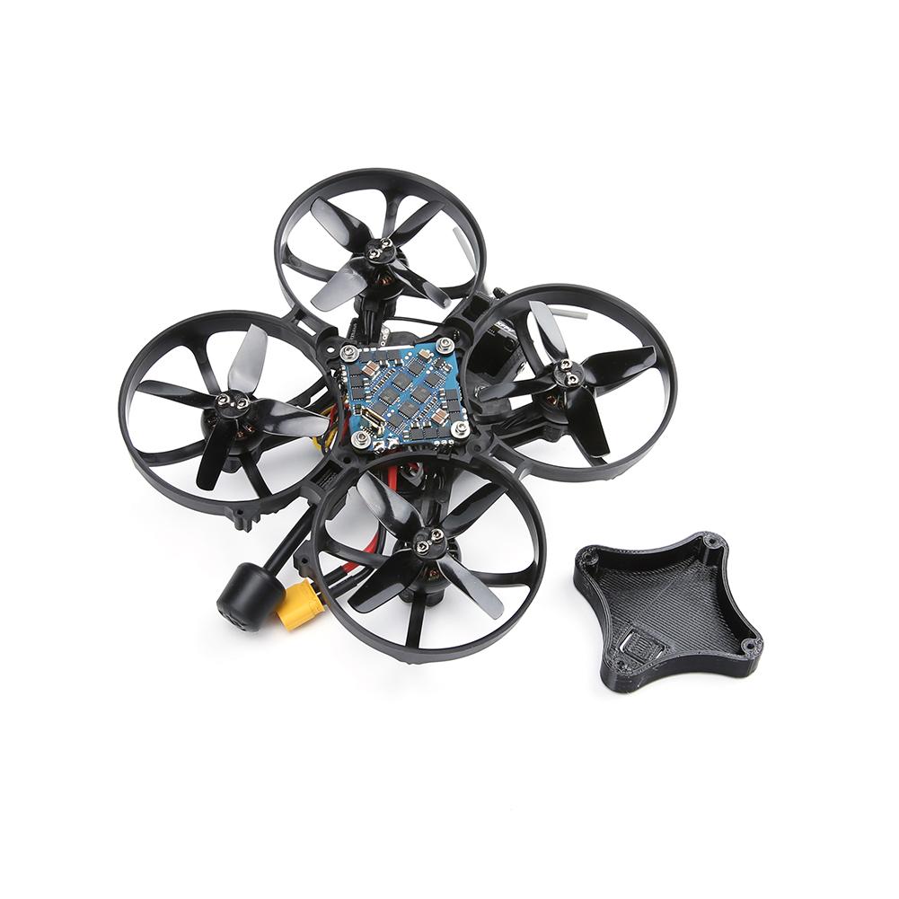fpv-racing-drone iFlight Alpha C85 Analog 85mm F4 AIO 20A ESC 4S 2 inch Pusher Whoop FPV Racing Drone w/ 1303 5000KV Motor 5.8G 40CH 300mW VTX Runcam Nano 2 FPV Camera HOB1820463 3