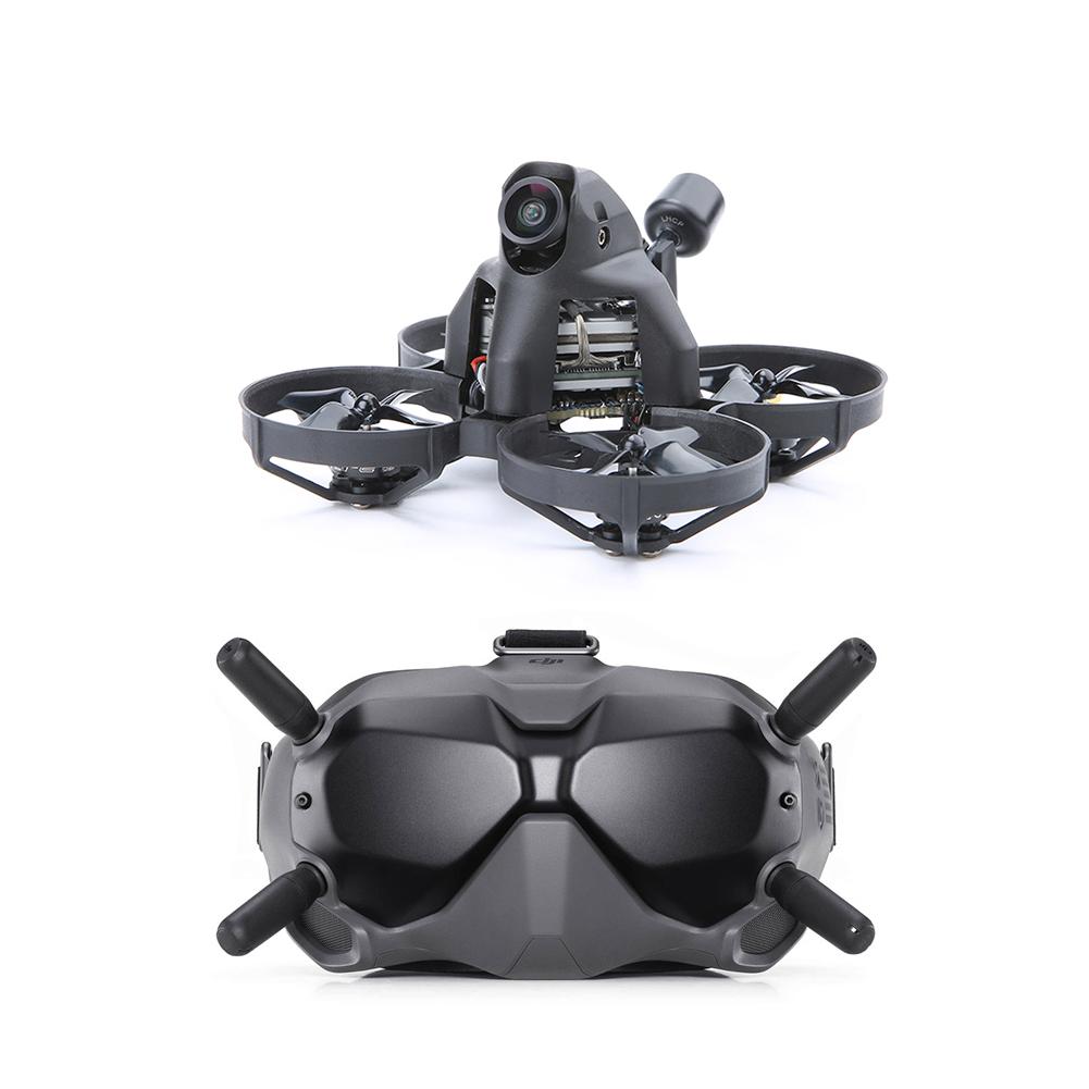 fpv-racing-drone iFlight Alpha A75 HD 78mm SucceX-D 20A Whoop F4 3S CineWhoop FPV Racing Drone BNF w/ Caddx Nebula HD Digital System & DJI FPV Goggles V2 HOB1820902