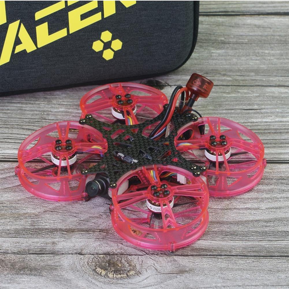 fpv-racing-drone FPVRACER CINE X2 HD 100mm F4 25A ESC 4S 2 inch Whoop FPV Racing Drone Drone PNP w/ 1302 5500KV Motor Tiny Rocket 25-400mW VTX Runcam SPLIT 3 NANO 1080P 60fps HD Recording WDR Camera HOB1821221