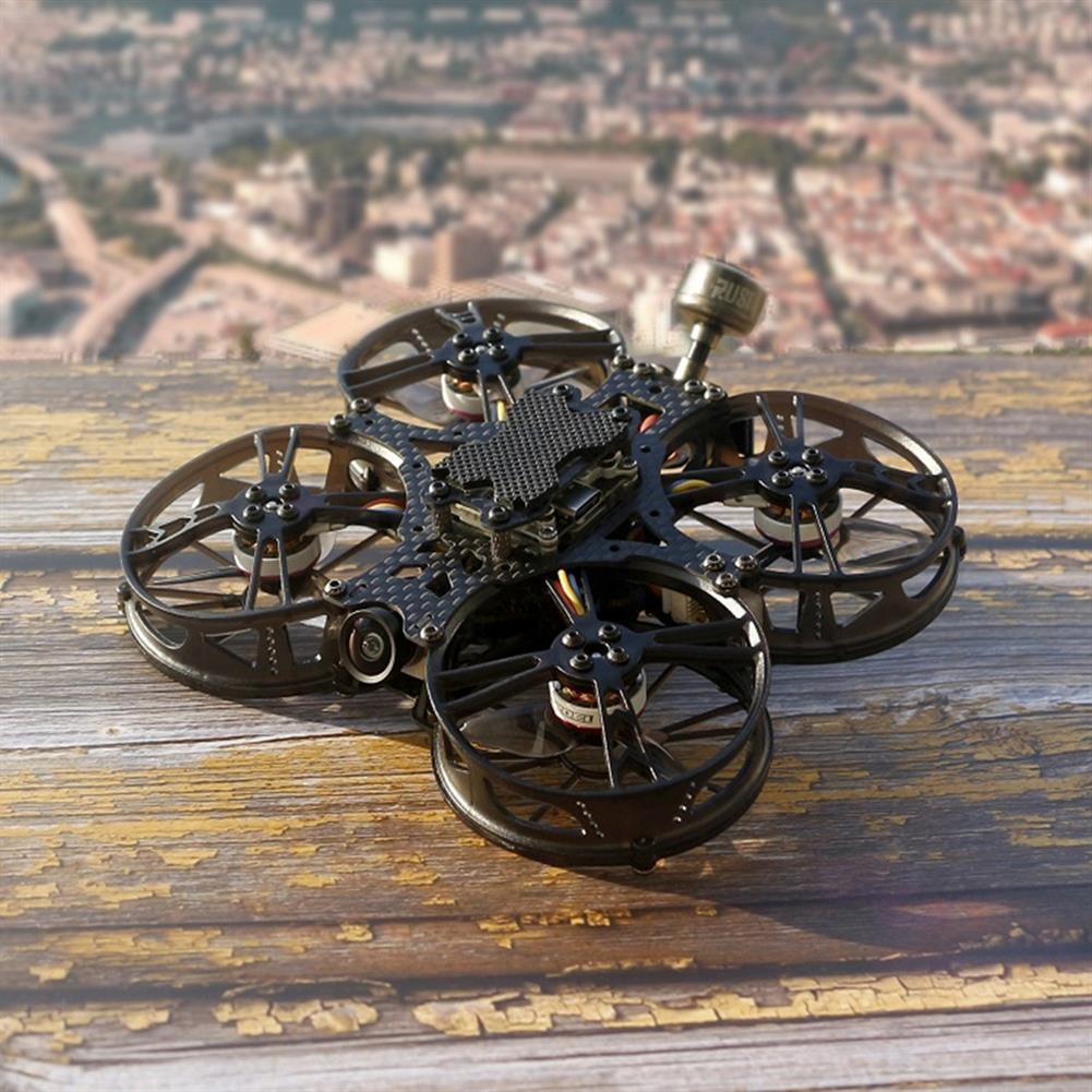 fpv-racing-drone FPVRACER CINE X2 Digital 100mm F4 25A ESC 4S 2 inch Whoop FPV Racing Drone Drone BNF w/ 1302 5500KV Motor Caddx Vista Kit Nebula Nano HD Digital System HOB1821238