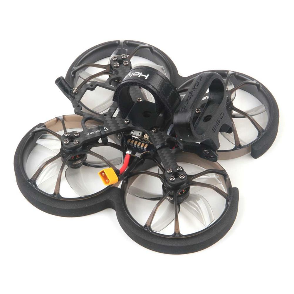 fpv-racing-drone Holybro Kopis CineWhoop 2.5 inch 4S Kakute F4 V2 Mini Flight Controller 35A ESC Whoop FPV Racing Drone PNF without Caddx Nebula Pro Vista Kit HD Digital System Version HOB1821431 2
