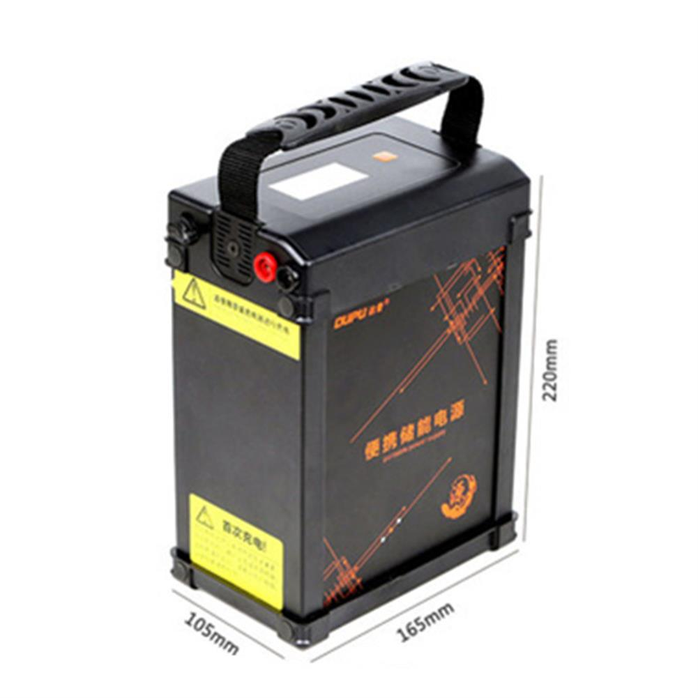 rc-quadcopter-parts DUPU Portable Power Supply Station 24V/1332Wh 60A Battery Charging Kit for RC Drones HOB1822621 2