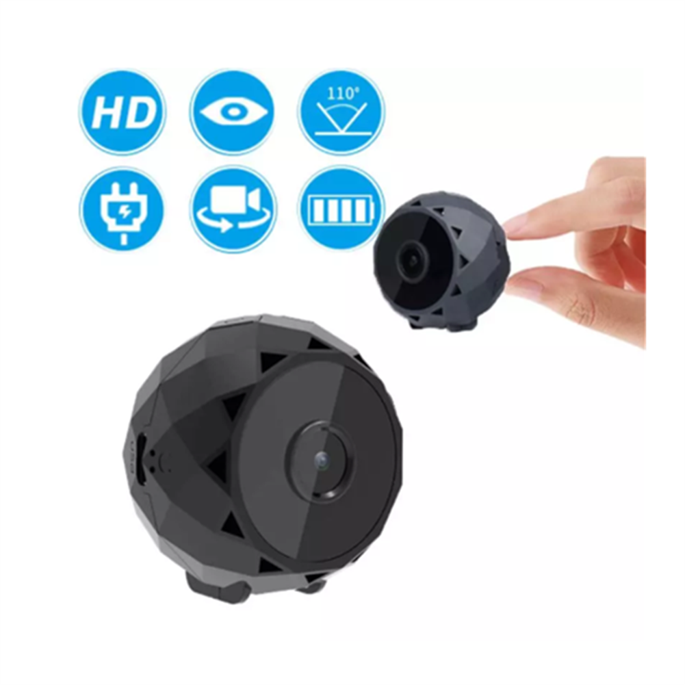 fpv-system MD30 1080p HD Wide-angle Cellular Camera WIFI Wireless Network Home Monitoring Outdoor insert Memory Card HOB1823470 1