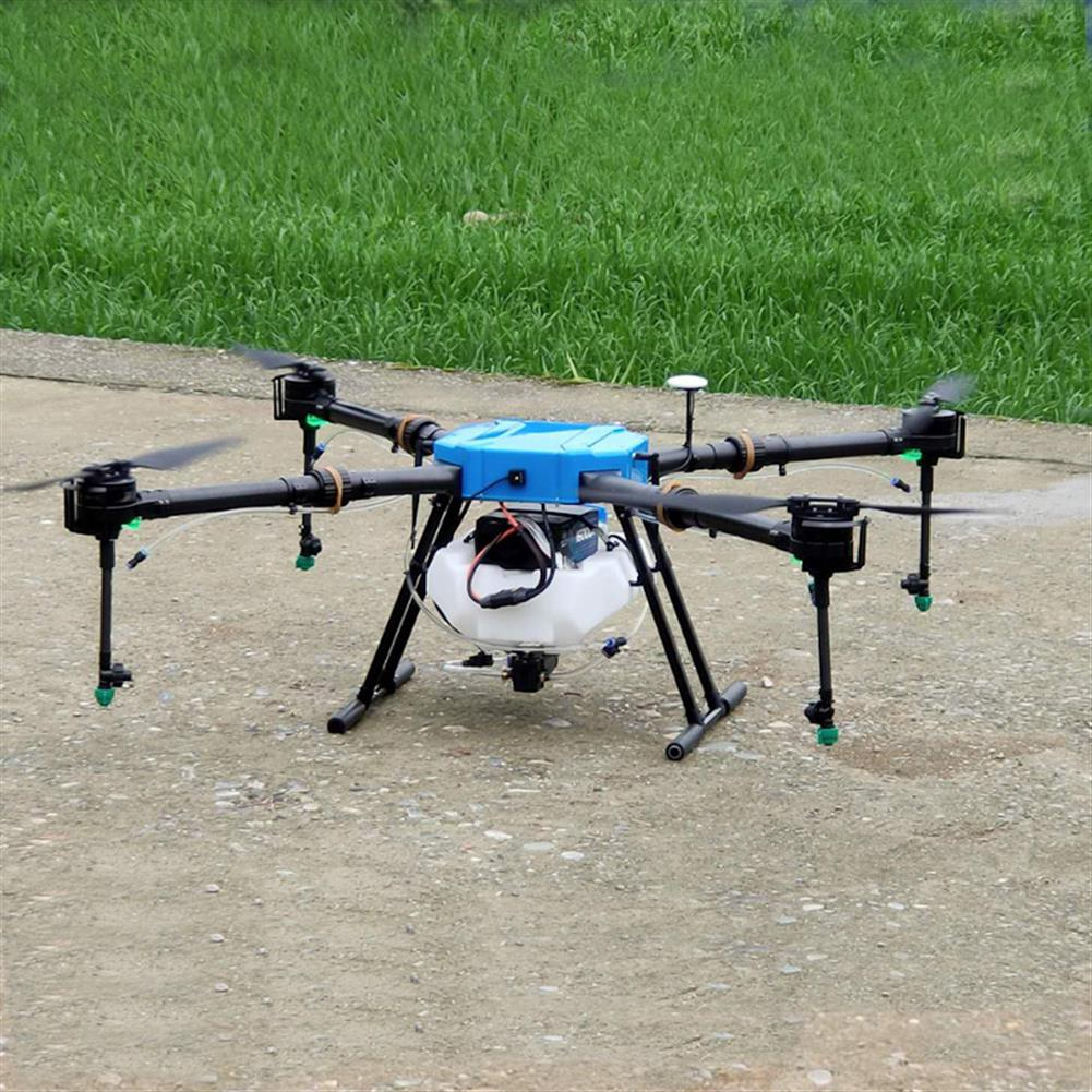 rc-quadcopters 10L Efficient Agricultural Drone 1.5-3 Acrest /Min with ground control from an Android phone for Agricultural Spraying and Plant Protection HOB1823957
