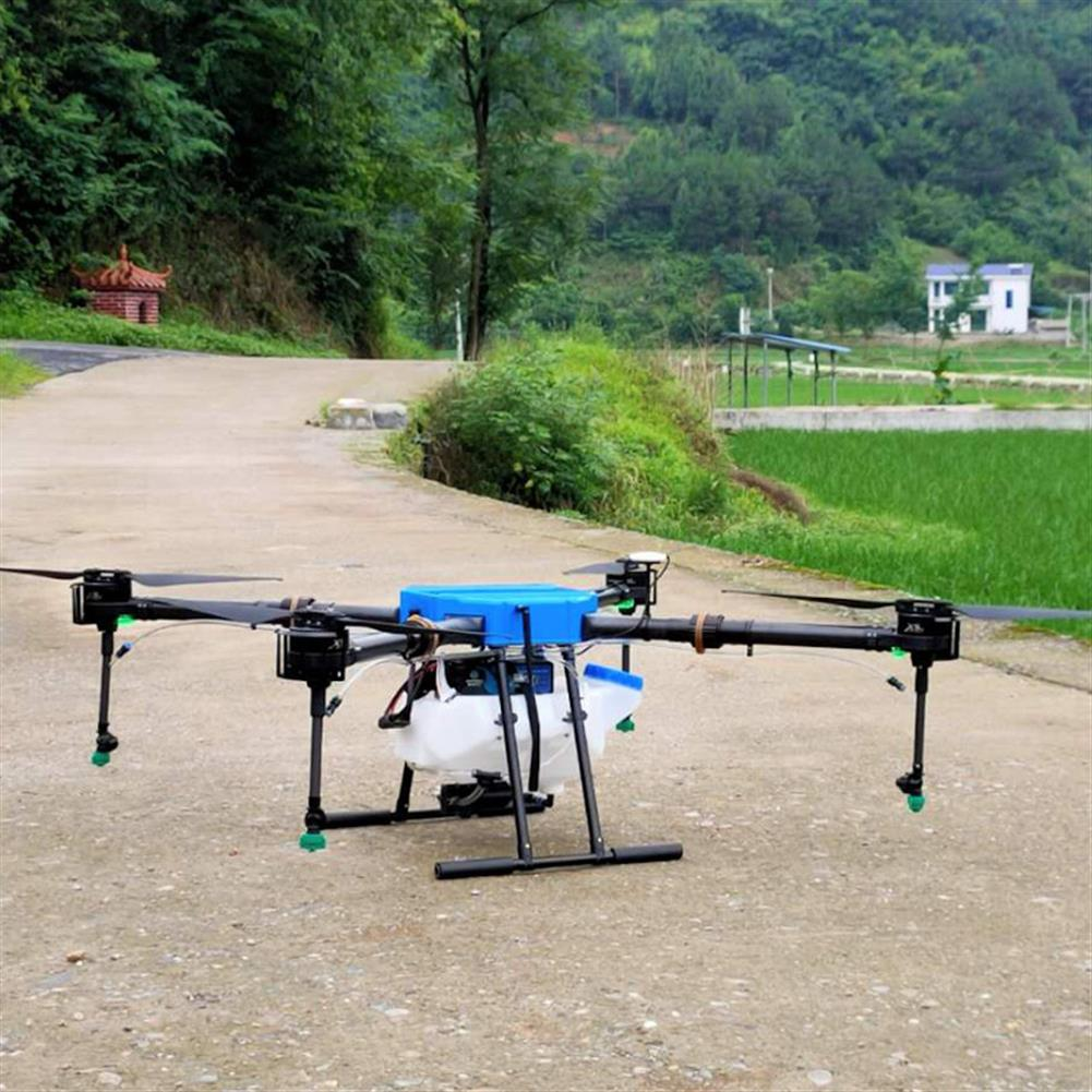 rc-quadcopters 10L Efficient Agricultural Drone 1.5-3 Acrest /Min with ground control from an Android phone for Agricultural Spraying and Plant Protection HOB1823957 1