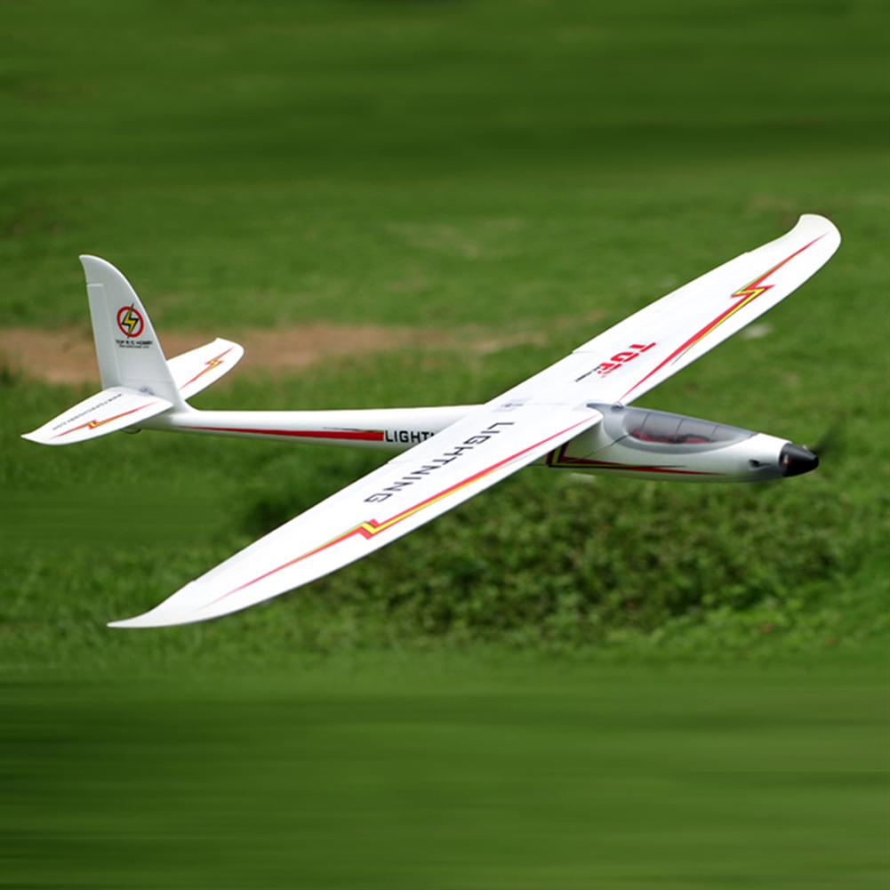 rc-airplane TOPRC Lightning V2 1500mm Wingspan 110km/h EPO Glider Racer Aerobatic RC Airplane PNP HOB1824062