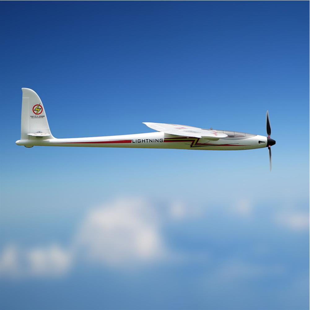 rc-airplane TOPRC Lightning V2 1500mm Wingspan 110km/h EPO Glider Racer Aerobatic RC Airplane PNP HOB1824062 1