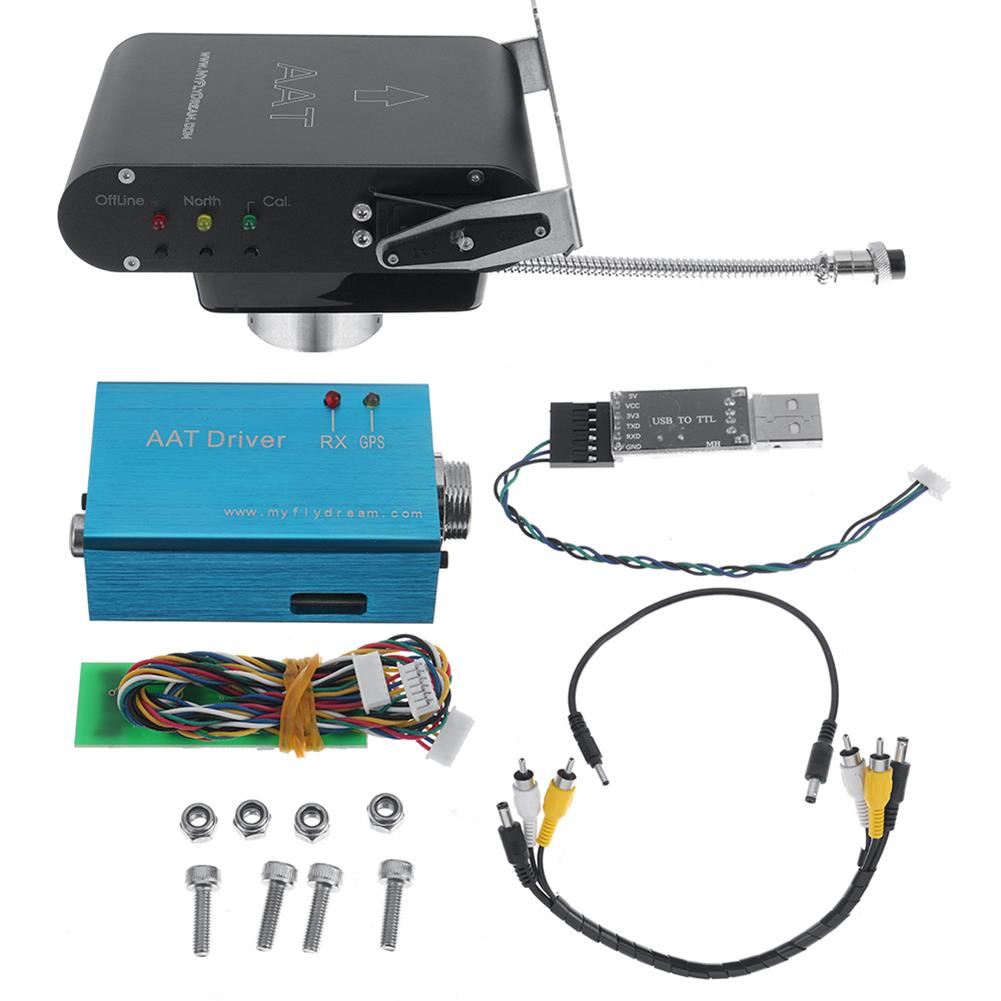 fpv-system MyFlyDream MFD Automatic Antenna Tracker 6CH AAT for RC Airplane HOB1824102