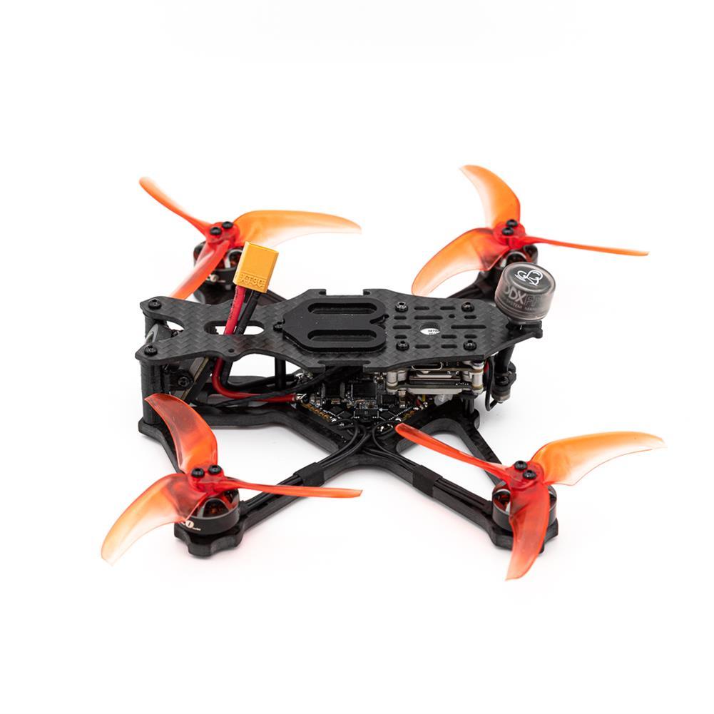 fpv-racing-drone Under 250g Emax Babyhawk II HD 155mm F4 AIO 25A ESC 4S FPV Racing Drone PNP w/ 1404 3700KV Motor Avan 3.5 inch Propeller Caddx Nebula Pro Vista HD Digital System HOB1825016 2