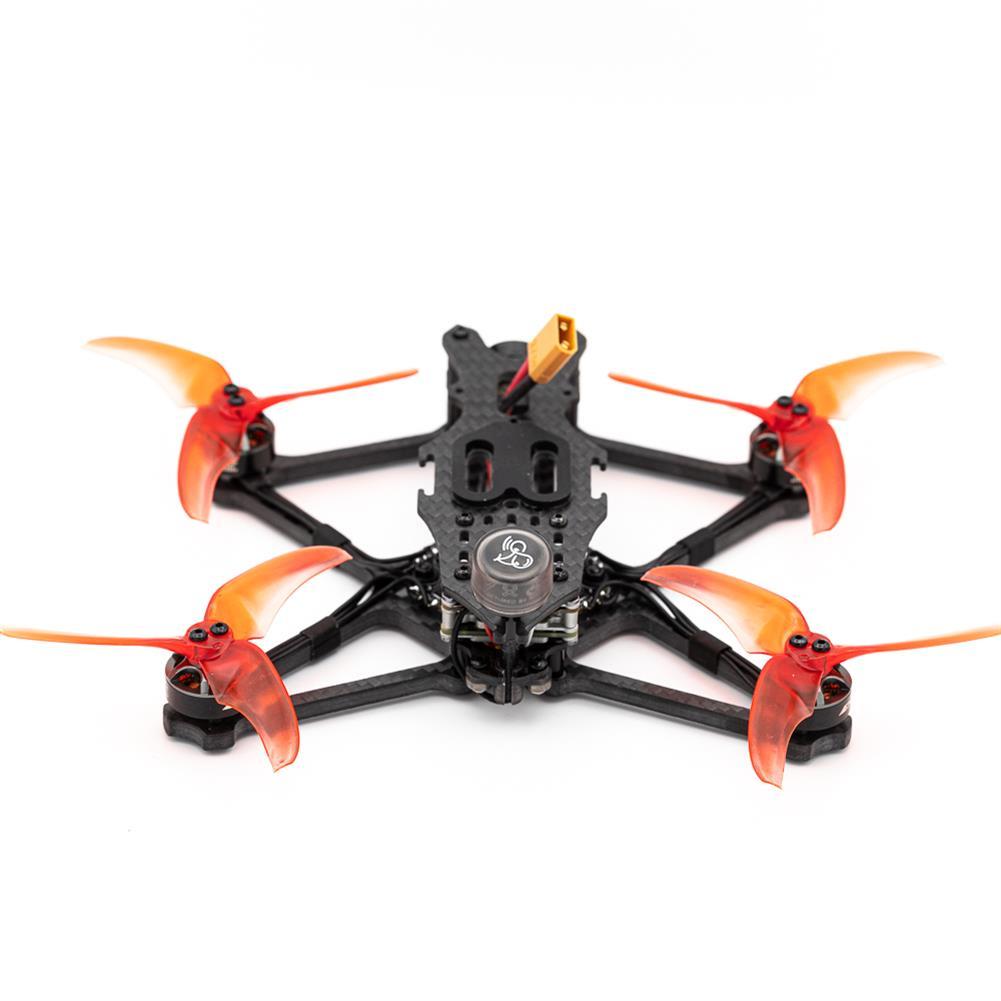fpv-racing-drone Under 250g Emax Babyhawk II HD 155mm F4 AIO 25A ESC 4S FPV Racing Drone PNP w/ 1404 3700KV Motor Avan 3.5 inch Propeller Caddx Nebula Pro Vista HD Digital System HOB1825016 3