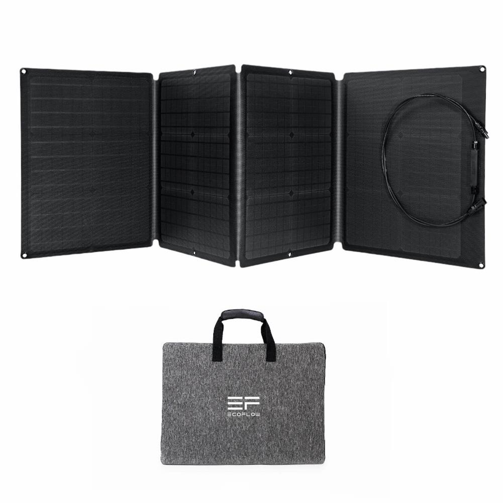 rc-quadcopter-parts ECOFLOW 110W Solar Panel Portable Power Battery Charging Solar Panel for RC Drones HOB1825107