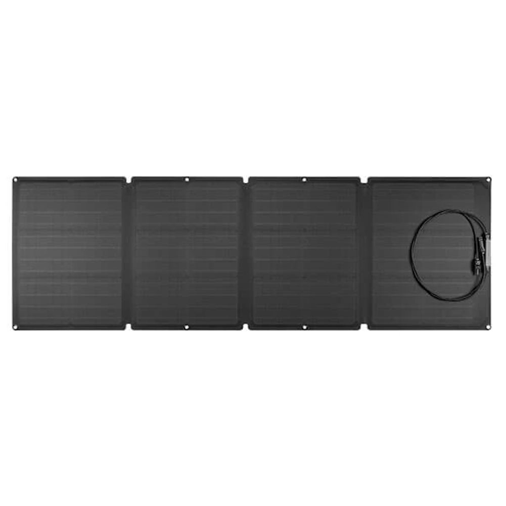 rc-quadcopter-parts ECOFLOW 110W Solar Panel Portable Power Battery Charging Solar Panel for RC Drones HOB1825107 2