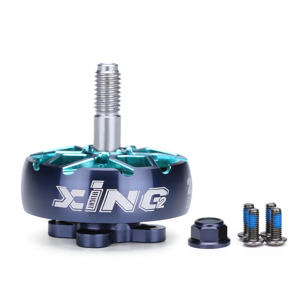 multi-rotor-parts iFlight XING2 2604 1350KV 1650KV CW Thread Brushless Motor for RC Drone Multicopter HOB1826053 1
