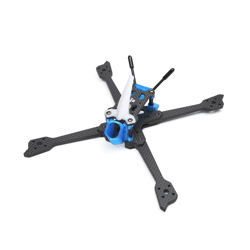 multi-rotor-parts iFlight Mach R5 V1 Freestyle 5 inch 220mm Wheelbase 3mm Arm Carbon Fiber Frame Kit for RC Drone FPV Racing HOB1826073