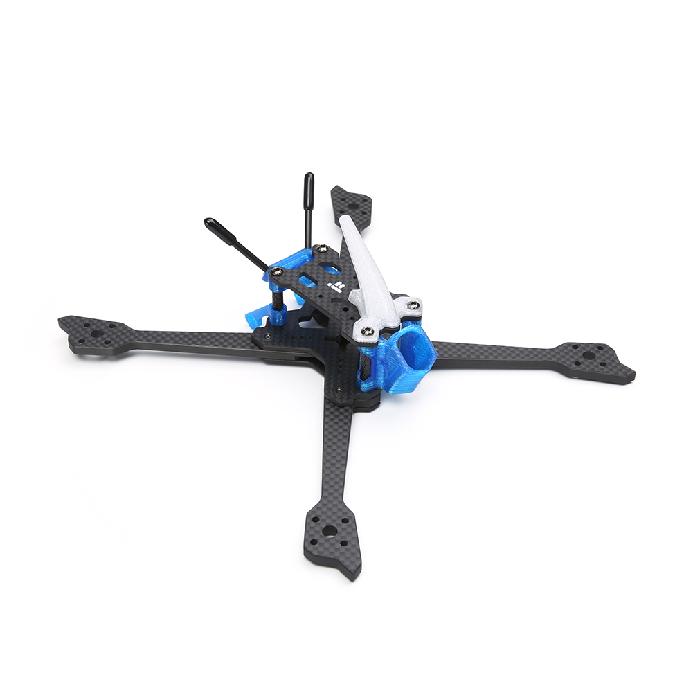 multi-rotor-parts iFlight Mach R5 V1 Freestyle 5 inch 220mm Wheelbase 3mm Arm Carbon Fiber Frame Kit for RC Drone FPV Racing HOB1826073 1