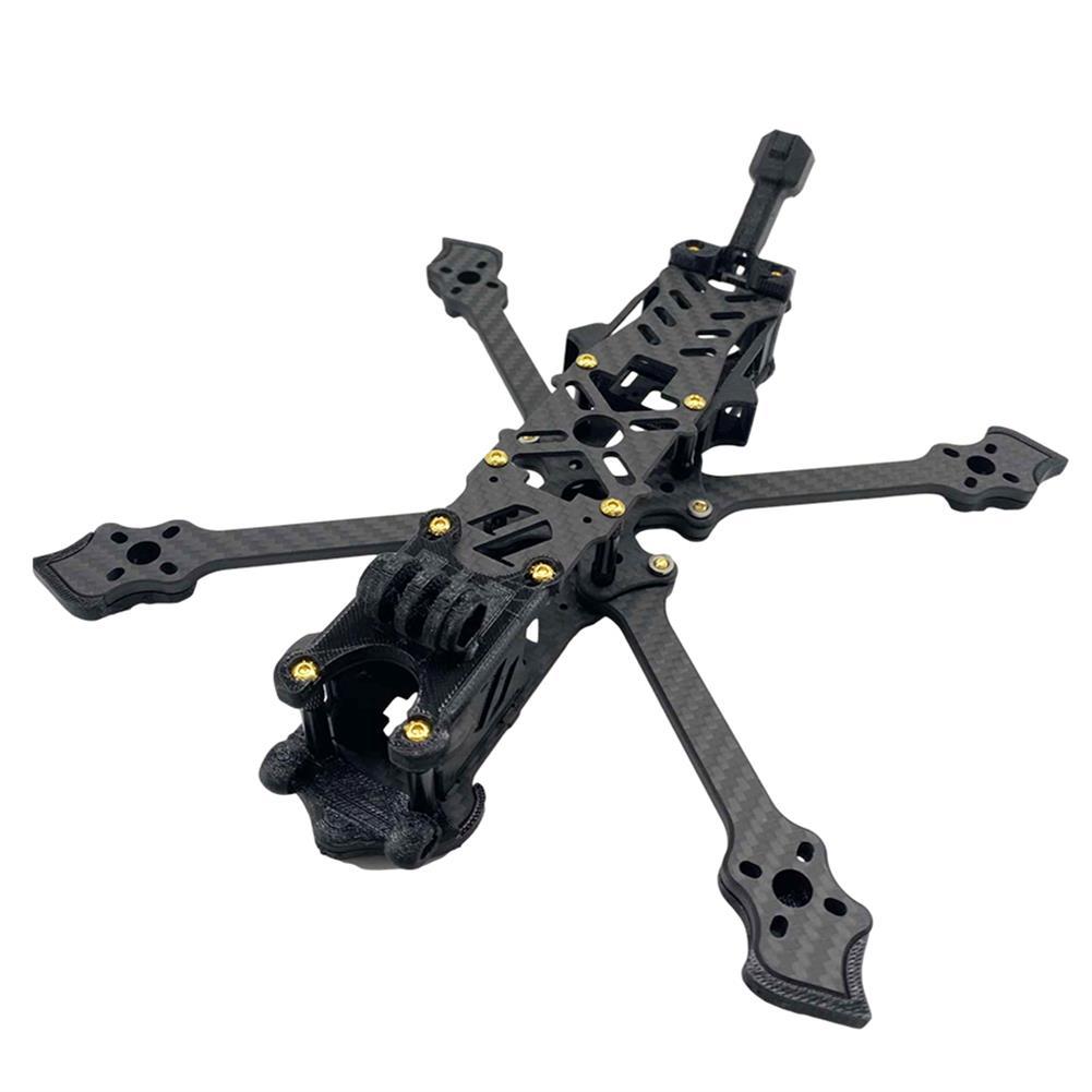 multi-rotor-parts Aurora RC MAMFU5 5 inch 225mm DJI Frame Kit compatible DJI FPV Air Unit for RC Drone FPV Racing HOB1826445 2