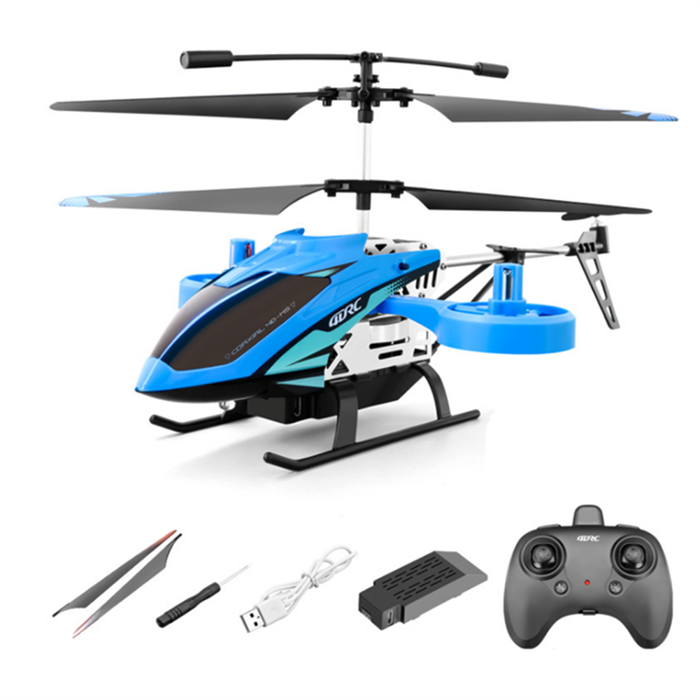 rc-helicopter 4DRC M5 2.4G 4.5CH Altitude Hold 4K HD Dual Camera Side Fly RC Helicopter RTF HOB1827475 1