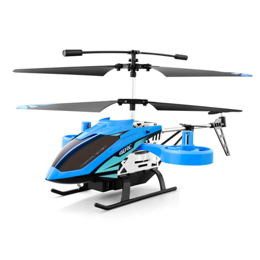 rc-helicopter 4DRC M5 2.4G 4.5CH Altitude Hold 4K HD Dual Camera Side Fly RC Helicopter RTF HOB1827475 3