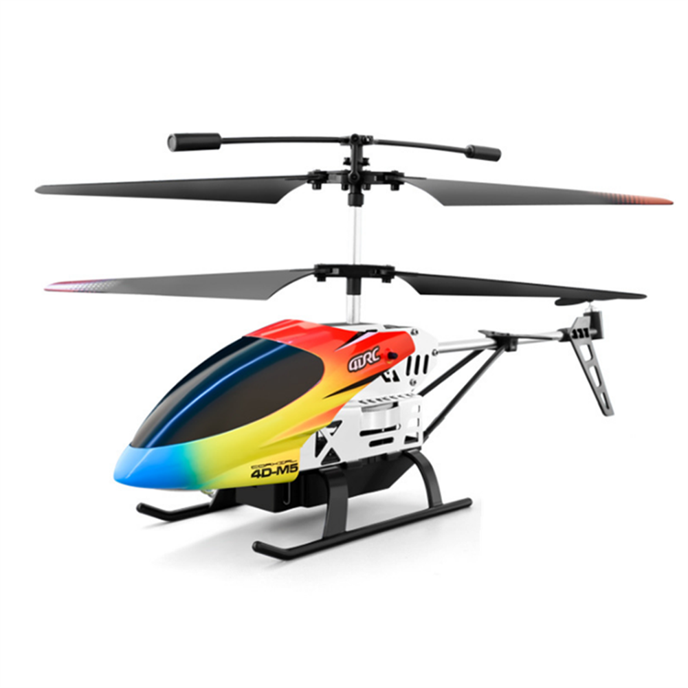 rc-helicopter 4DRC M5 2.4G 3.5CH Altitude Hold 4K HD Dual Camera RC Helicopter RTF HOB1827546 1