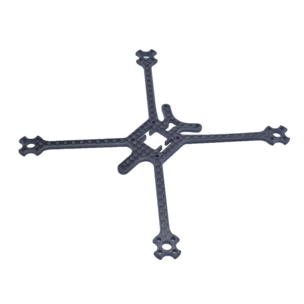 multi-rotor-parts AuroraRC Funny125 Spare Part 125mm Wheelbase Bottom Plate AIO Arm Board for RC Drone FPV Racing HOB1827967 3