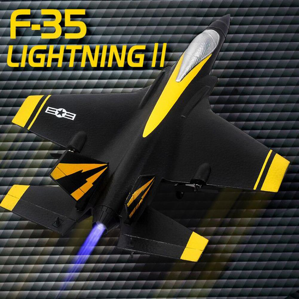 rc-airplane Flybear F35 320mm Wingspan 2.4G 4CH 6-Axis Gyro EPP RC Airplane Warbird RTF HOB1828095 2