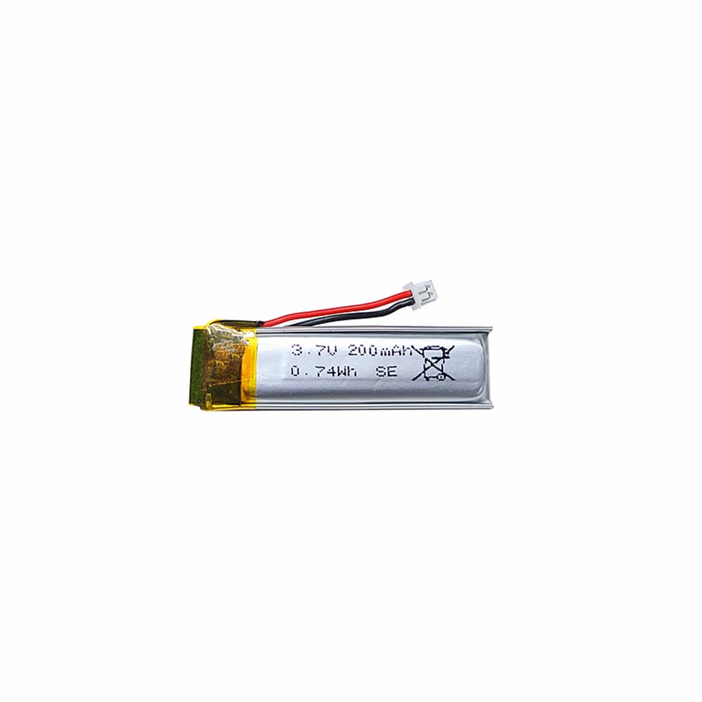 rc-helicopter-parts 3.7V 200mAh Lithium Battery for ESKY F150 V2 150X RC Helicopter HOB1828604