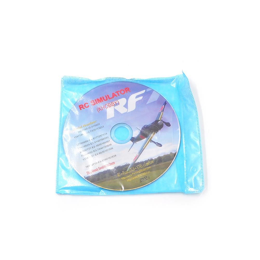 rc-airplane-parts 22 in 1 RC Flight Simulator Cable for G7 Phoenix 5.0 XTR FMS Aerofly FPV Racing Compatible Radiolink/WFLY/JR/FUTABA/FlySky/Walkera Transmitter HOB1828665 1