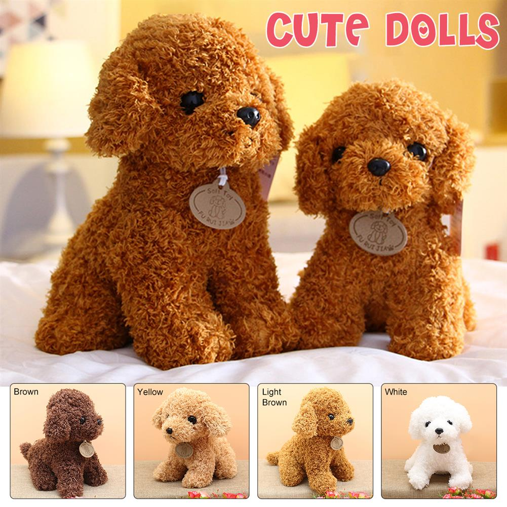 dolls-action-figure Simulation Teddy Dog Plush Toy Puppy Doll Catch Machine Doll New Gift Doll Toys HOB1830409 1