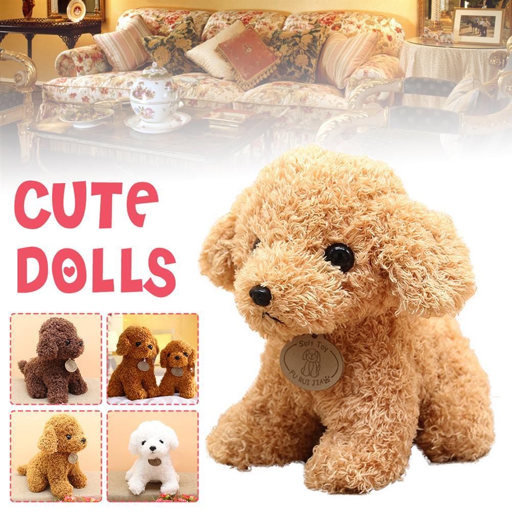 dolls-action-figure Simulation Teddy Dog Plush Toy Puppy Doll Catch Machine Doll New Gift Doll Toys HOB1830409 2