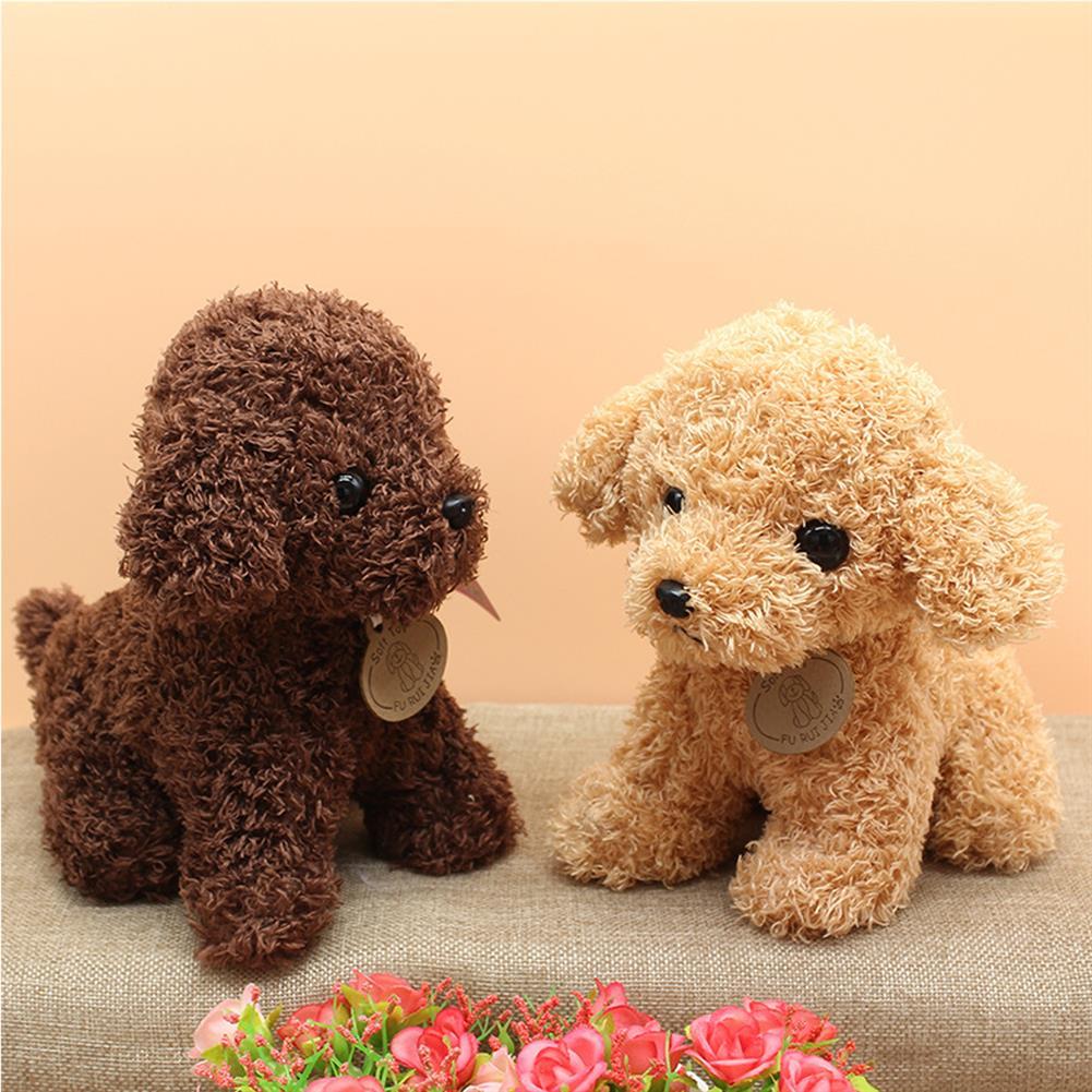 dolls-action-figure Simulation Teddy Dog Plush Toy Puppy Doll Catch Machine Doll New Gift Doll Toys HOB1830409 3