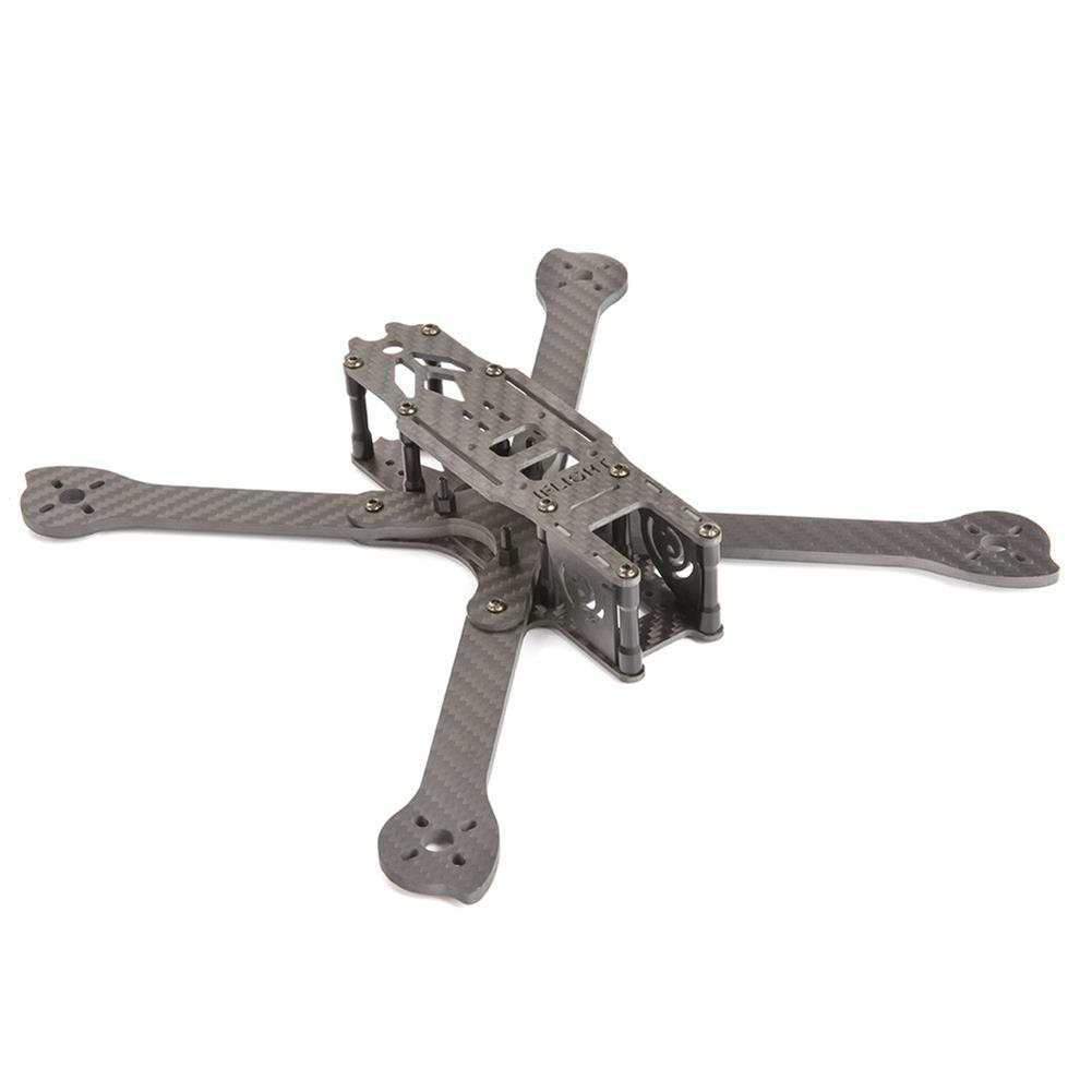 multi-rotor-parts IFlight XL6 265mm Wheelbse 4mm Arm Thickness 3K Carbon Fiber 6 inch Freestyle Frame Kit for RC Drone FPV Racing HOB1832020
