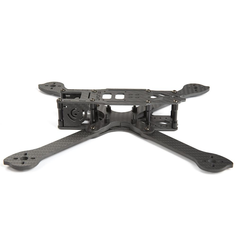 multi-rotor-parts IFlight XL6 265mm Wheelbse 4mm Arm Thickness 3K Carbon Fiber 6 inch Freestyle Frame Kit for RC Drone FPV Racing HOB1832020 3