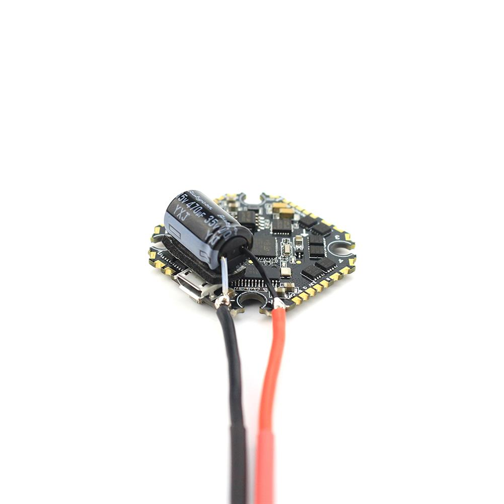 multi-rotor-parts Emax Babyhawk II HD Spare Part AIO Main Board 25.5x25.5mm F4 Flight Controller AIO 25A 4in1 Brushless ESC for RC Drone FPV Racing HOB1832192 2