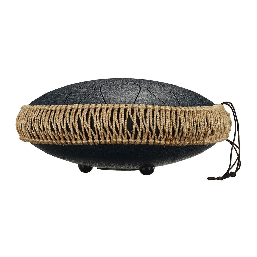 steel-drums Hluru 12.5 inch 15 Notes Steel Tongue Drum Tank Drum Music Percussion instrument+Bag HOB1832361 2