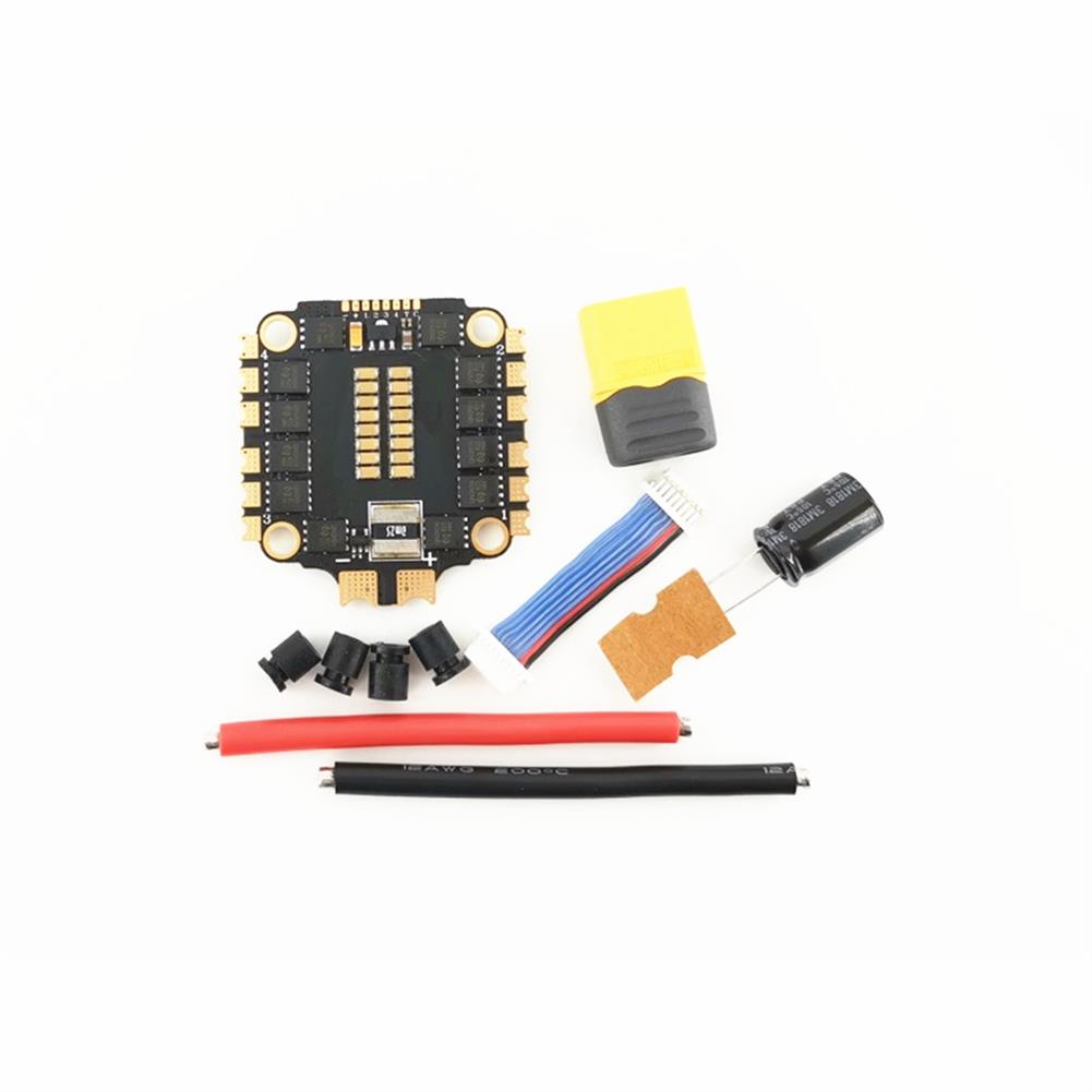 multi-rotor-parts 30.5x30.5mm DYS Aria45 45A BLheli_32 2-6S 4in1 Brushless ESC DShot1200 for RC Drone FPV Racing HOB1832759 1