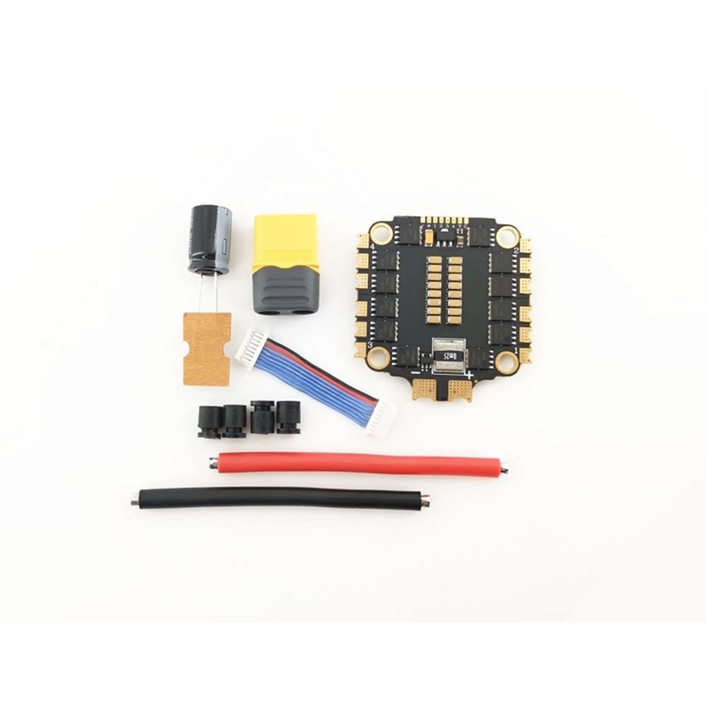 multi-rotor-parts 30.5x30.5mm DYS Aria60 60A BLheli_32 2-6S 4in1 Brushless ESC DShot1200 for RC Drone FPV Racing HOB1832762 1