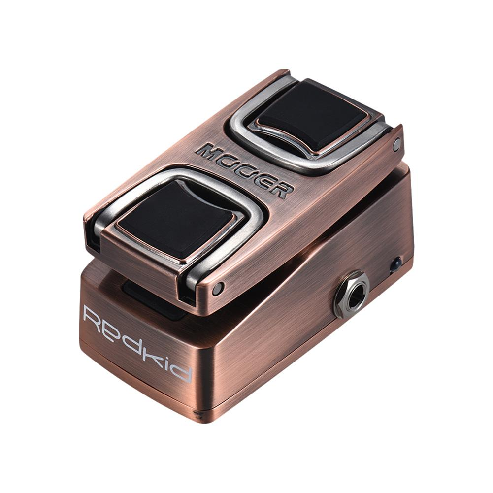 guitar-accessories MOOER WTW1 Vocal Wah Pedal Guitar Effects Pedal HOB1833015 3