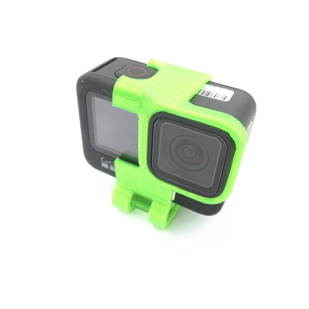 fpv-system URUAV Gopro9 Sport Camera Anti Vibration Mount Shock Mount TPU for FPV Racing RC Drone 66*51*43mm HOB1834005 1