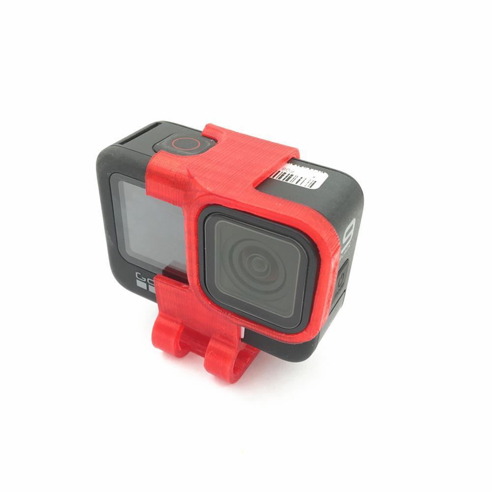 fpv-system URUAV Gopro9 Sport Camera Anti Vibration Mount Shock Mount TPU for FPV Racing RC Drone 66*51*43mm HOB1834005 2