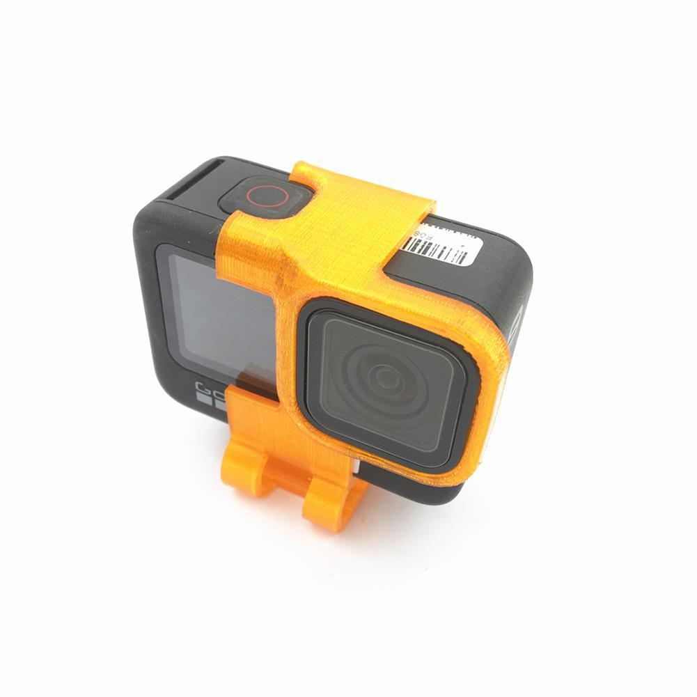fpv-system URUAV Gopro9 Sport Camera Anti Vibration Mount Shock Mount TPU for FPV Racing RC Drone 66*51*43mm HOB1834005 3