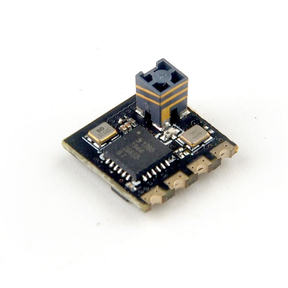 radios-receiver 0.44g Happymodel 2.4G ExpressLRS EP2 Nano High Refresh Rate Ultra-small Long Range RC Receiver for RC Drone HOB1835178