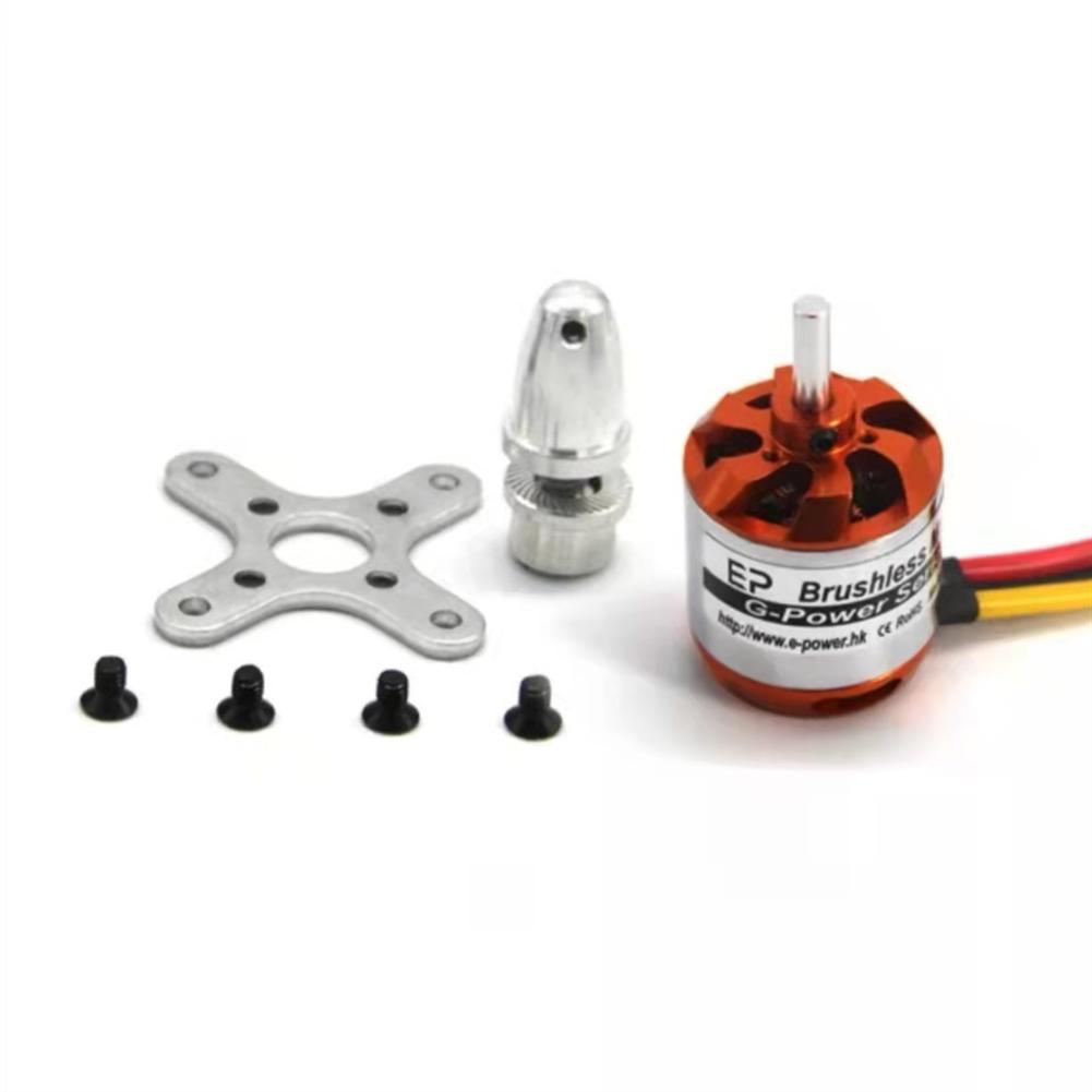 rc-airplane-parts EP-Power D2836 KV750/KV880/KV1120/KV1500 Brushless Motor 2-4S for RC Airplane Helicopter HOB1835467 1