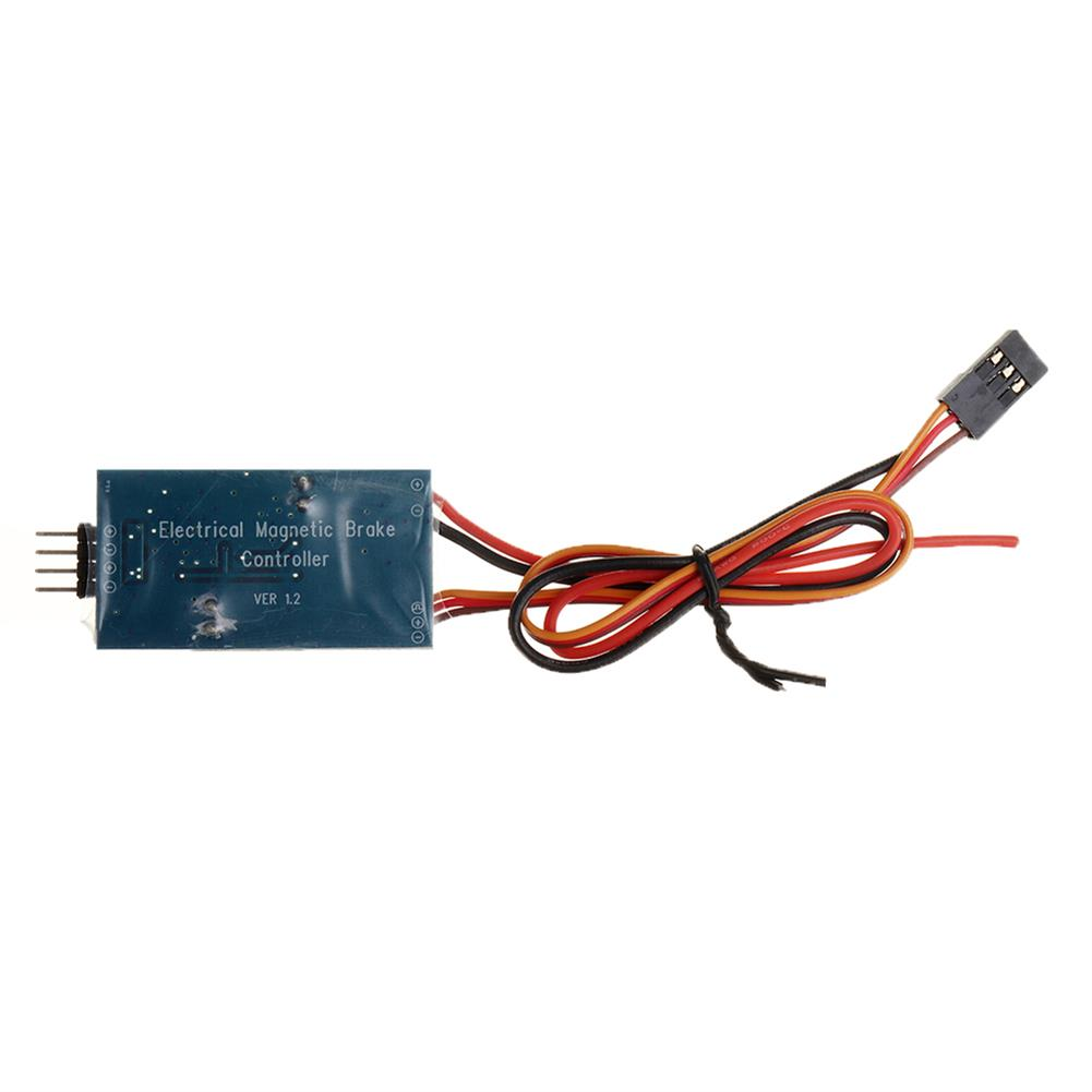 rc-airplane-parts LDARC Universal Electrical Magnetic Brake Controller for FMS Dynam RC Airplane HOB1835482 2