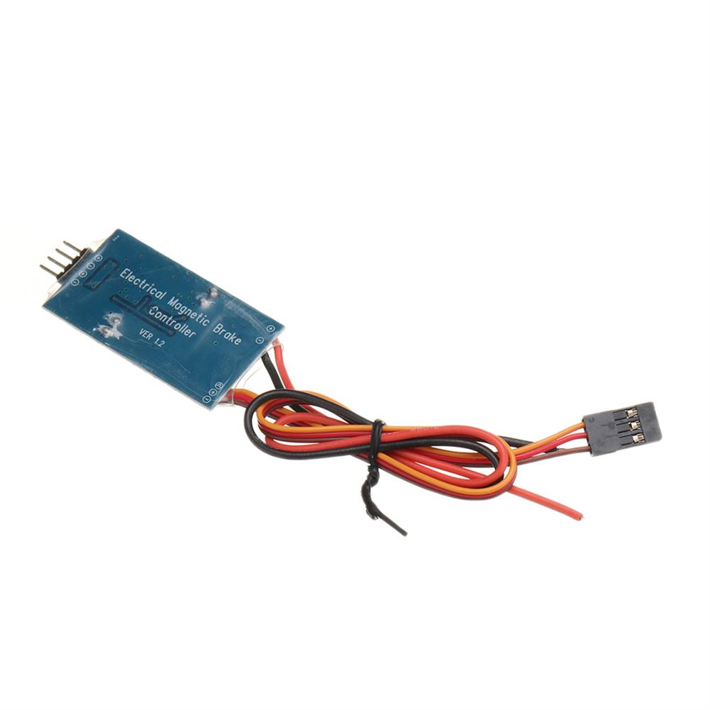 rc-airplane-parts LDARC Universal Electrical Magnetic Brake Controller for FMS Dynam RC Airplane HOB1835482 3