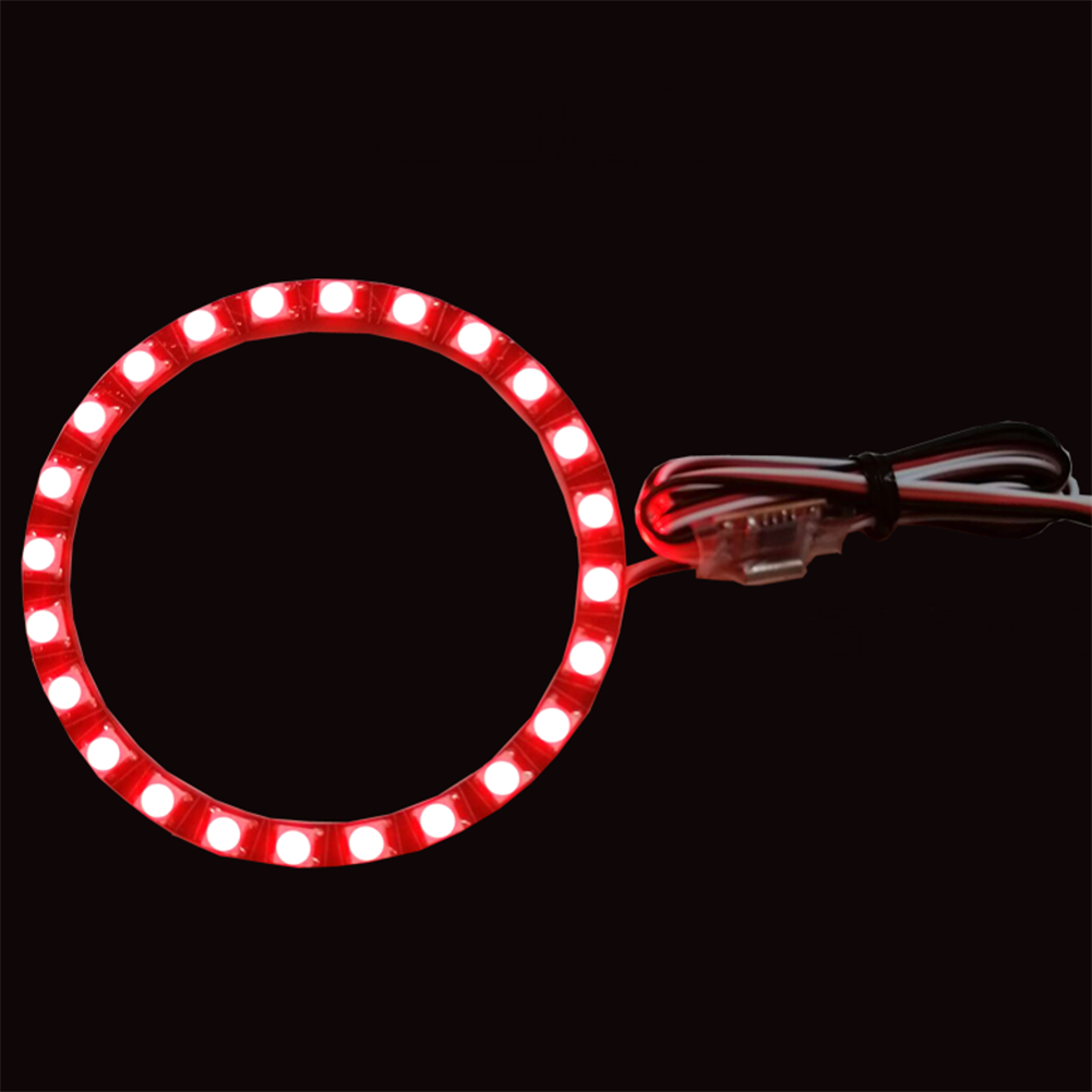 rc-airplane-parts 3-Color LED Taillight System 3-6V for 64mm Ducted Fan Unit EDF Jet RC Airplane HOB1836082 2