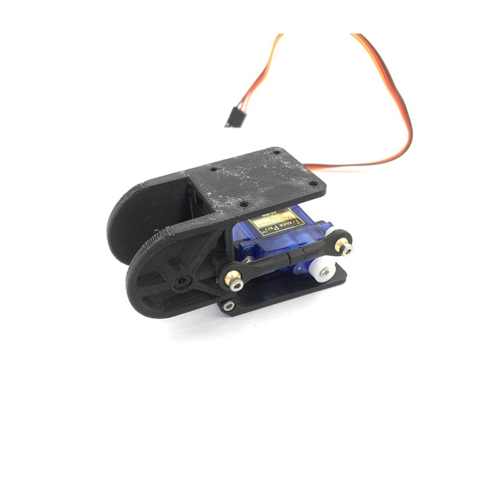 fpv-system URUAV Steering Gear Gimbal Can Extend the Second Axis for Runcam Split Mini FPV Camera FPV Racing RC Drone HOB1836125 1