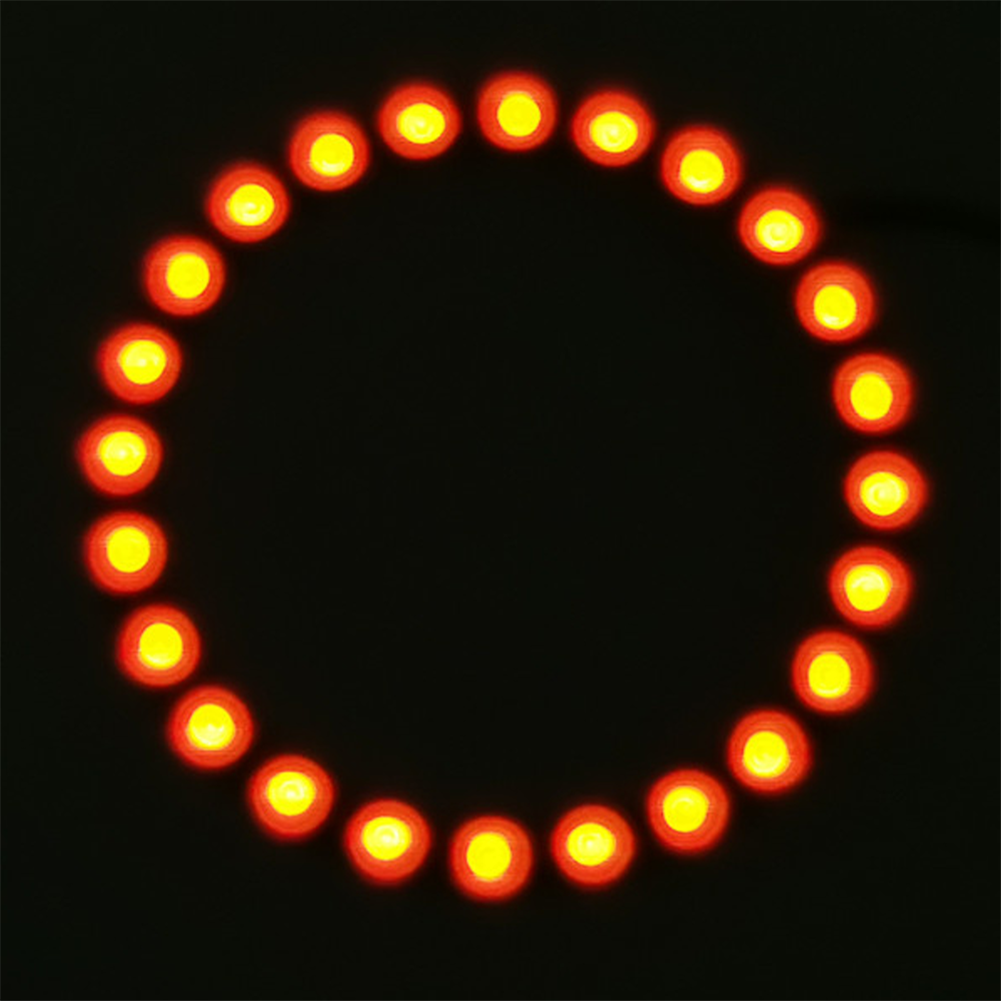 rc-airplane-parts QTModel 3-Color LED Taillight System 5-6V for 30mm/35mm/50mm/64mm/70mm/80mm/90mm Ducted Fan Unit EDF Jet RC Airplane HOB1836366 1